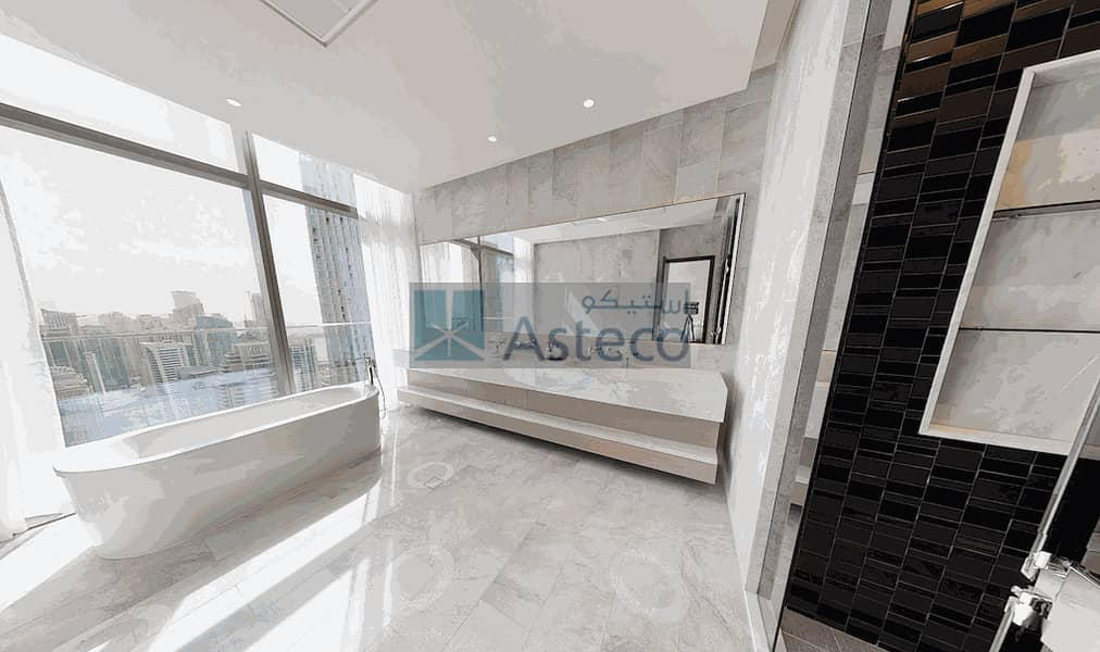 17 Stunning Penthouse|4 BR|Marina View|Pay in 3 Years