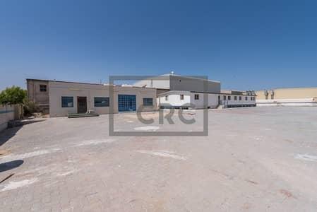 ارض تجارية  للايجار في القوز، دبي - Open Land|Interlock|Main Road Al Quoz 3