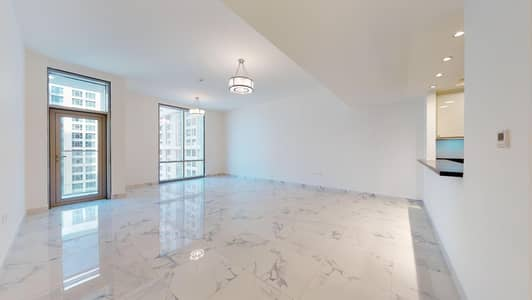 فلیٹ 3 غرف نوم للايجار في الخليج التجاري، دبي - City views | Upgraded | Kitchen appliances