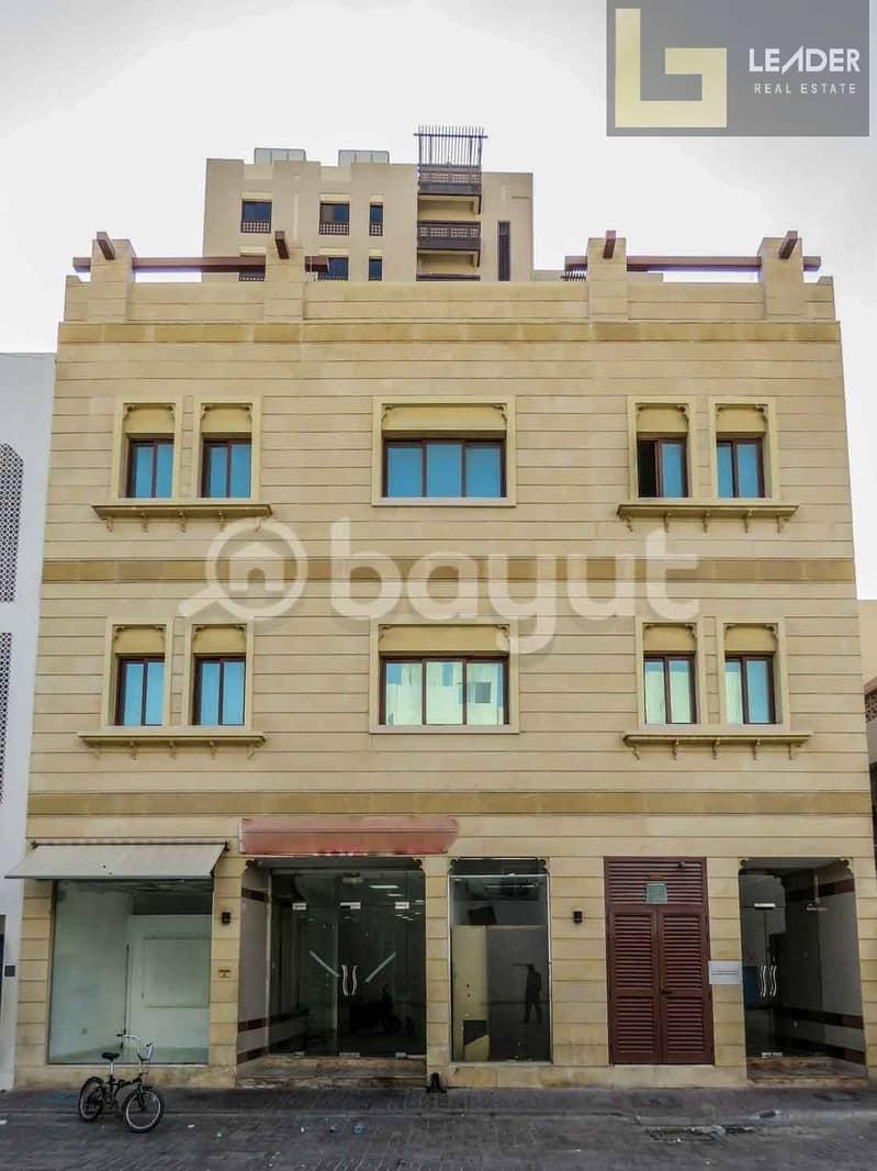 New Building l Open Kitchen l No Comission l