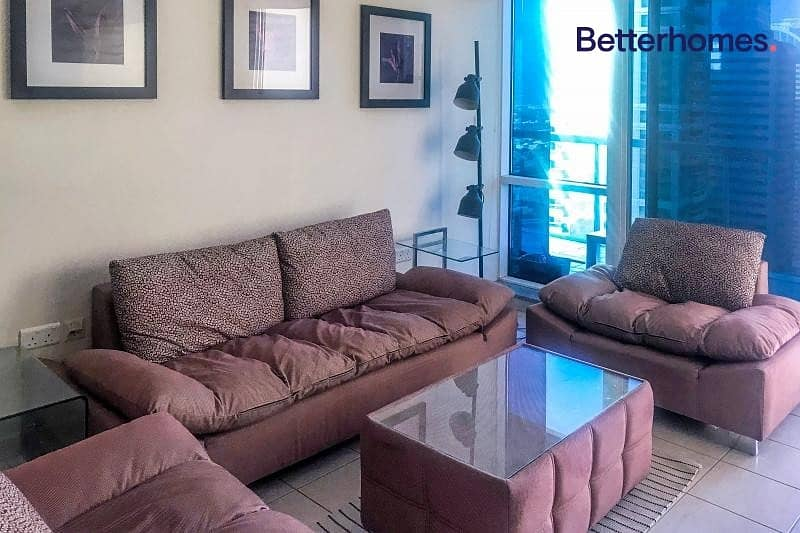 Furnished or Unfurnished | High Floor | Lake View