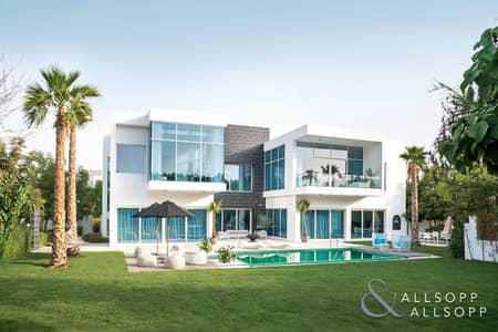 4 Bedroom Villa for Sale in Al Barari, Dubai - Single Row | 4 Bedrooms | Payment Plan