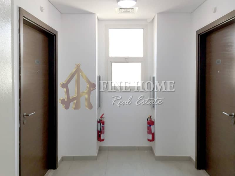 Vacant Now: Beautifully Crafted 2BR Apartment