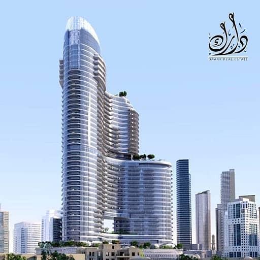 2 enjoy burj khalifa view - 3 years post handover - located in downtown