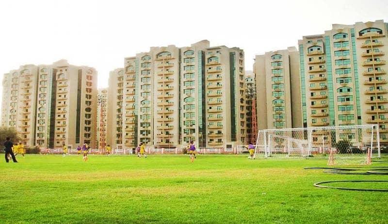 2 BHK BEST DEAL RASHIDIYA TOWERS FOR SALE 295000/-