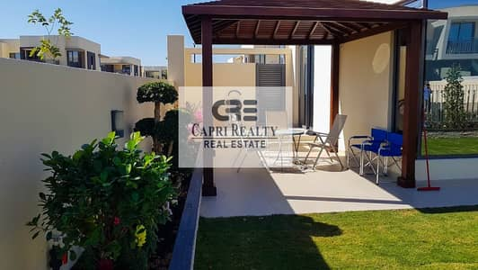 4 Bedroom Villa for Sale in Dubai Hills Estate, Dubai - UPGRADED GARDEN | 2E | PARK VIEW | MAPLE 2