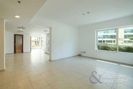 Three Bedrooms Plus Maids | Large Terrace