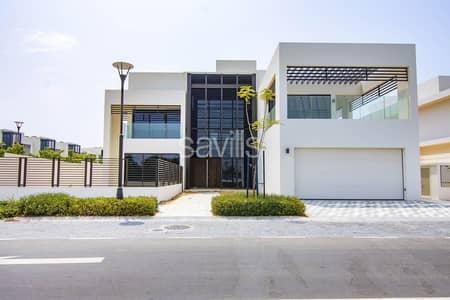 فیلا 4 غرف نوم للايجار في جزيرة السعديات، أبوظبي - Brand New Modern Villa| Jawaher | Corner Villa
