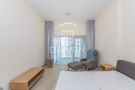 استوديو  للايجار في الفرجان، دبي - Brand New Furnished Apartment