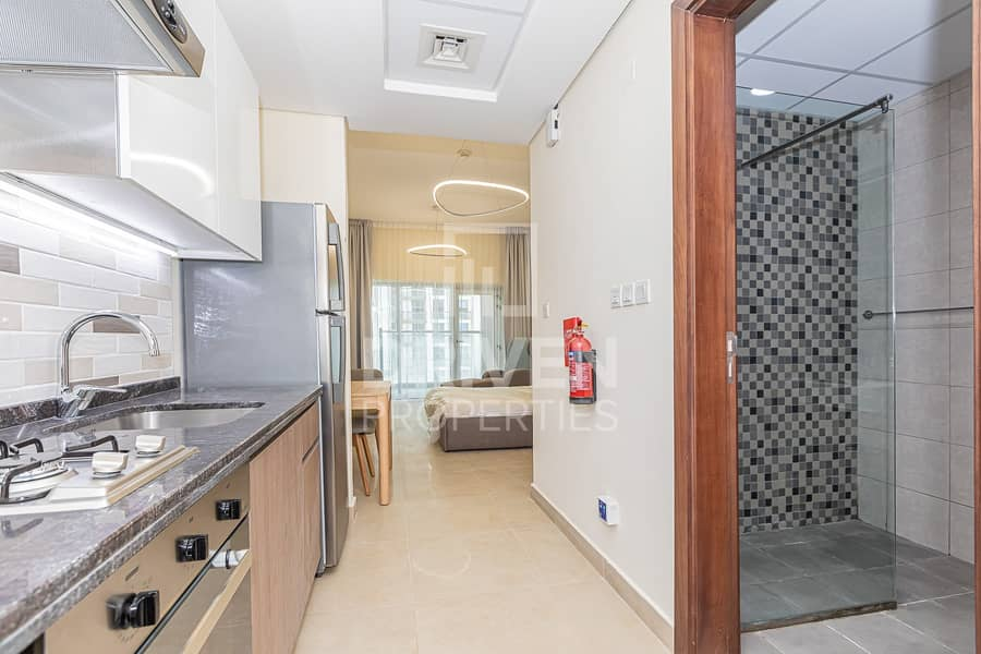 12 Brand New Furnished Apartment