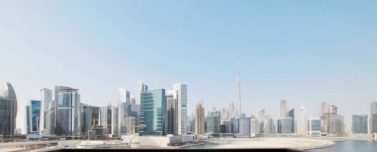 1 Bedroom Apartment for Sale in Business Bay, Dubai - One Bedroom | Burj Khalifa And Canal View