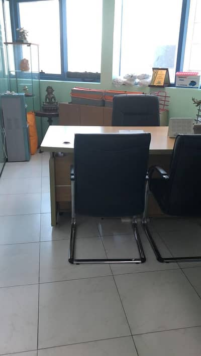 Office for Sale in Ajman Downtown, Ajman - Office Falcon Tower For SALE 240,000/- Freehold 1173 Sq-Ft