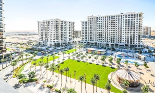 3 Bedroom Flat for Rent in Town Square, Dubai - 3Br + Maid's + Store | Ready Apt | Park View