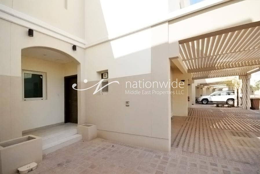11 An Affordable and Spacious Single Row Townhouse