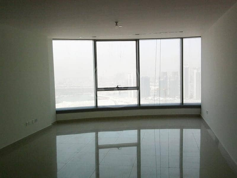 Fully furnished | High floor | Partial sea view