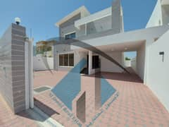 New villa for sale next to a freehold mosque with the possibility of bank financing without down payment