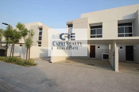 تاون هاوس 4 غرف نوم للايجار في مدن، دبي - Pool and Park View | 4 bed Semi-Detached | Single Row | Arabella 2