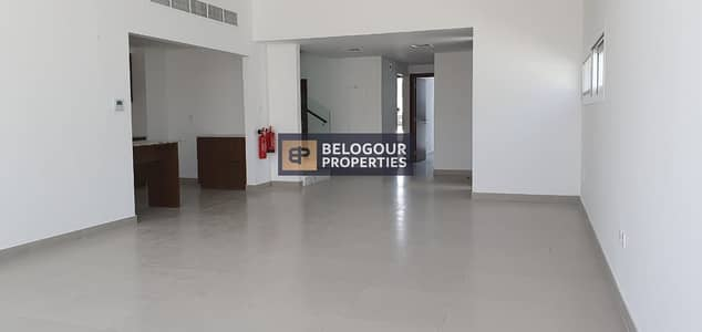 فیلا 5 غرف نوم للبيع في مدن، دبي - Direct Access to Pool and Park / Prime Location /5 bed+Maid Semi Detached