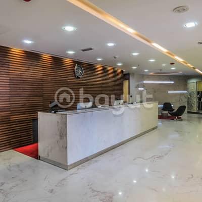 مکتب  للايجار في الخليج التجاري، دبي - Luxury Serviced & Private Offices I One Month Free Offer