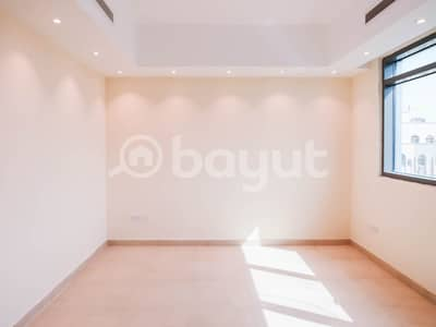 2 Bedroom Flat for Rent in Sheikh Khalifa Bin Zayed Street, Abu Dhabi - Chiller Free | Unfurnished | 2 Bedrooms W/2 Bathrooms | Parking Free