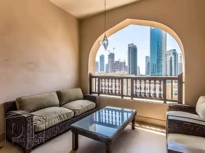 1 Bedroom Flat for Rent in Old Town, Dubai - Large Layout | Great Price | OT Island