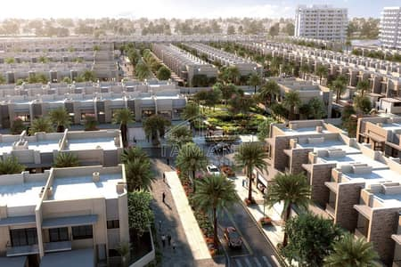 2 Bedroom Townhouse for Sale in Mohammad Bin Rashid City, Dubai - Pay 10%| 2 Years Post Handover| No Commission
