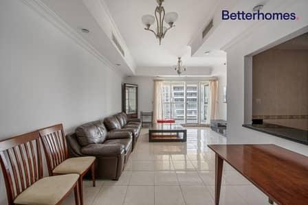 شقة 2 غرفة نوم للبيع في أبراج بحيرات الجميرا، دبي - Furnished| Lake View | Mid Floor | Balcony