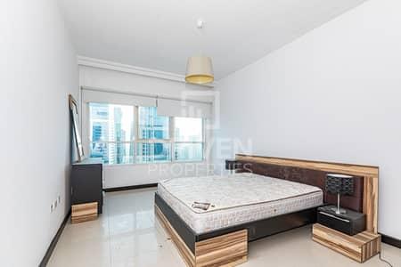 شقة 1 غرفة نوم للايجار في أبراج بحيرات الجميرا، دبي - Well-managed and Fully Furnished 1 Bed Apt