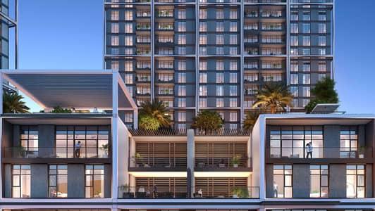 4 Bedroom Villa for Sale in The Lagoons, Dubai - Full Sea View 4 Bedroom + Maids Podium Villa For Sale