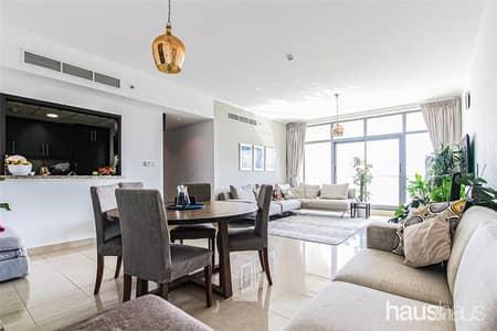 شقة 2 غرفة نوم للبيع في ذا فيوز، دبي - Largest Layout | 2 Bed + Study | VOT | Golf View