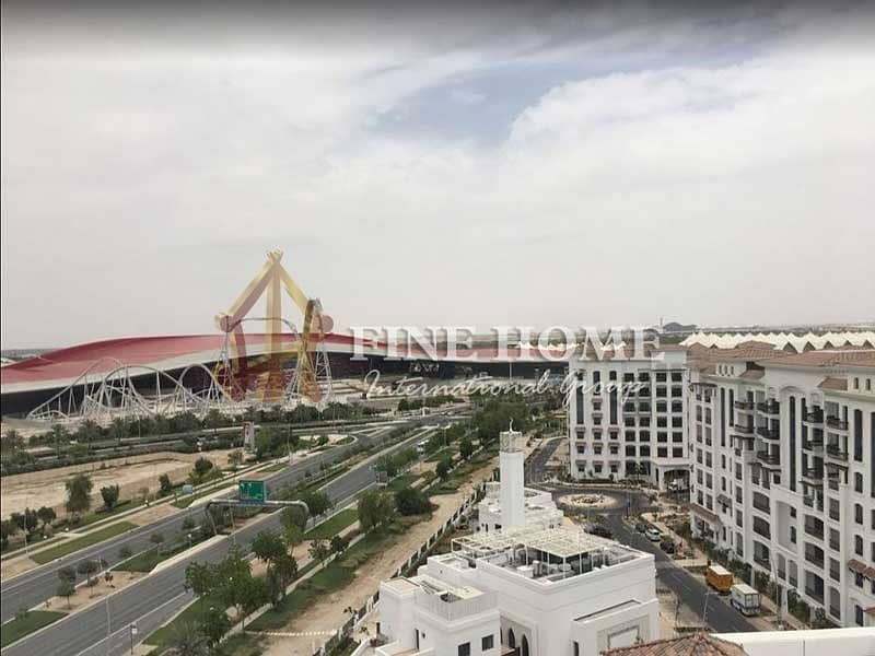 2 Modern 2BR Apartment with Balcony in Ansam