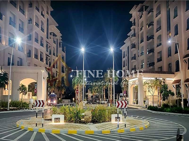 12 Modern 2BR Apartment with Balcony in Ansam