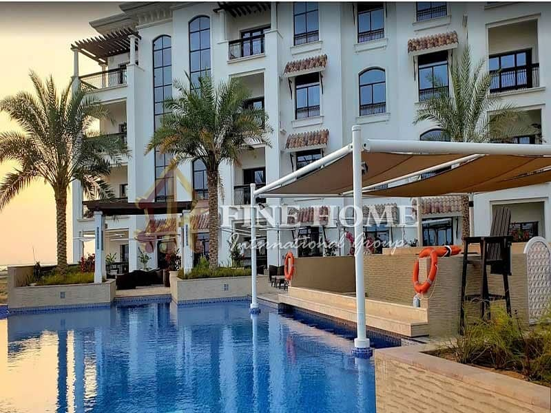 14 Modern 2BR Apartment with Balcony in Ansam