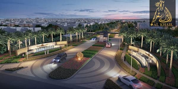 Plot for Sale in Muwaileh, Sharjah - Amazing Opportunity Villa Plots Freehold No Commission