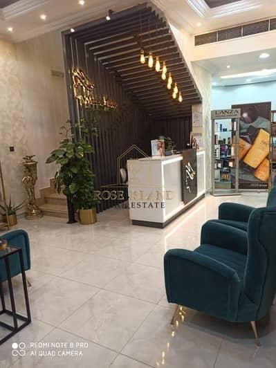 محل تجاري  للبيع في مدينة خليفة أ، أبوظبي - HOT DEAL!FULLY FITTED LADIES SALON FOR SALE