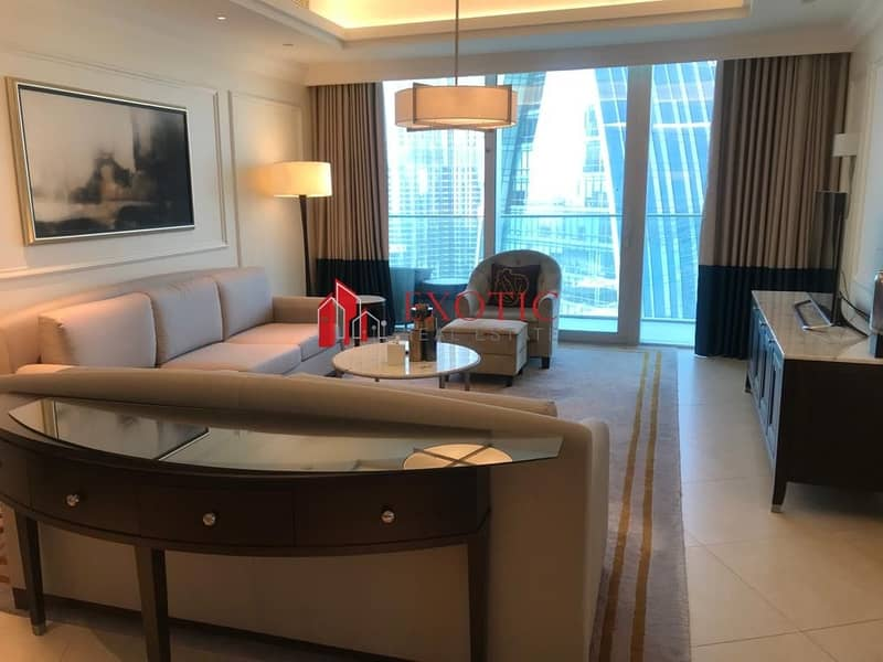 Beautiful 3 BR Furnished Apartment in The Address BLVD
