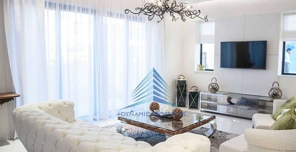 5 Bedroom Townhouse for Rent in Dubai Sports City, Dubai - Unfurnished Unit- High Quality - Furnished Kitchen