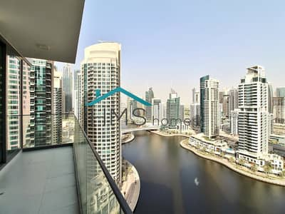 3 Bedroom Flat for Sale in Dubai Marina, Dubai - Panoramic Marina Views | High Floor | Best Layout