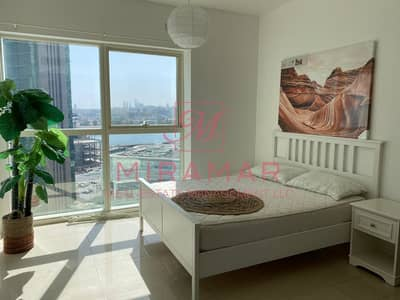 شقة في مارينا بلو مارينا سكوير جزيرة الريم 2 غرف 95000 درهم - 4763934