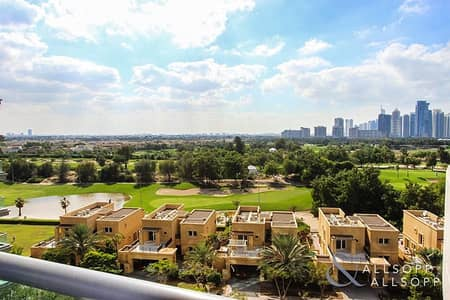 2 Bedroom Apartment for Rent in The Views, Dubai - 2 Bedrooms | Golf View | Fully Furnished