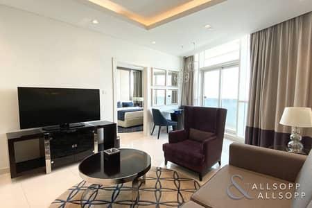 شقة 1 غرفة نوم للايجار في وسط مدينة دبي، دبي - 1 Bedroom | Fully Furnished | High Floor