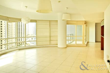 2 Bedroom Flat for Rent in Dubai Marina, Dubai - 2 Bedroom | Prime Location | Unfurnished