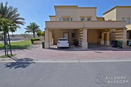 2 Bedroom Villa for Rent in The Springs, Dubai - 2 Beds | Type 4E | Springs 11 | Available