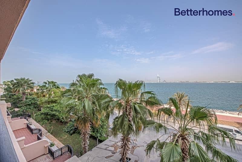 11 Fully Furnished | 1 BR | Burj Al Arab and Sea View