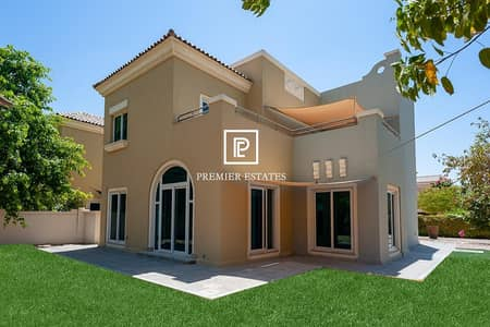 4 Bedroom Villa for Rent in Dubai Sports City, Dubai - Immaculate 4 bed villa. Walking to pool