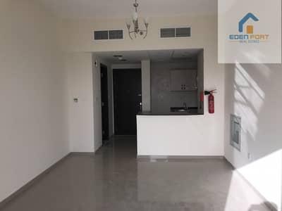 استوديو  للايجار في مدينة دبي الرياضية، دبي - Excellent Value Unfurnished Studio Apartment