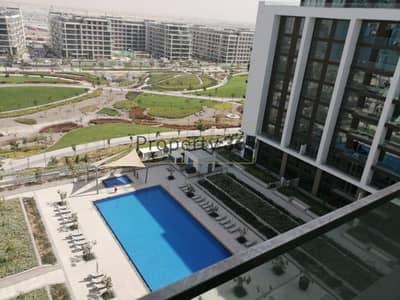 فلیٹ 3 غرف نوم للبيع في دبي هيلز استيت، دبي - Beautiful pool view / 3 bedrooms + MAID /Spacious Layout