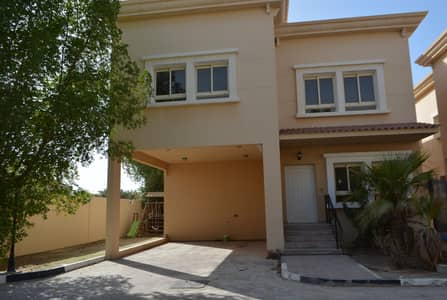 4 Bedroom Villa for Rent in Shakhbout City (Khalifa City B), Abu Dhabi - Modern style  4 Master bedroom+maid room with close kitchen