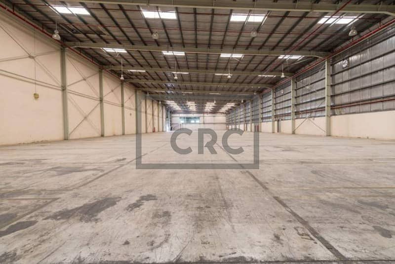 2 Warehouse cum Office|full facility |12m Height