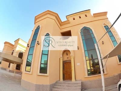 6 Bedroom Villa for Rent in Shakhbout City (Khalifa City B), Abu Dhabi - Perfect For Family !!! Luxurious Huge  6Master-BR I Covered parking I